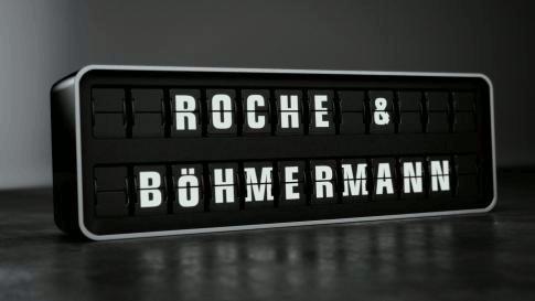 Roche und Böhmermann; Bildquelle: ZDF
